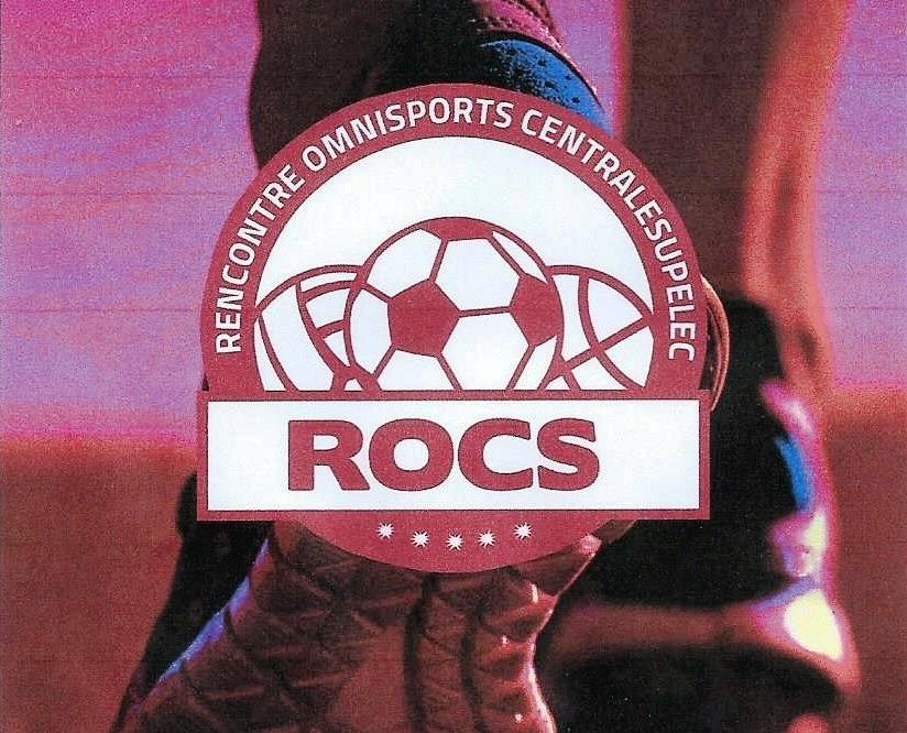 RENCONTRE OMNISPORTS CENTRALE SUPELEC-ROCS 2017