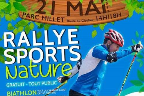 3ème RALLYE SPORTS NATURE