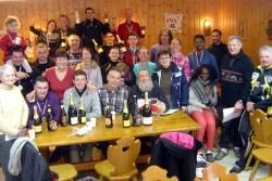 CHAMPIONNATS NORDIQUES IDF Gd Prix Champagne - Ardennes