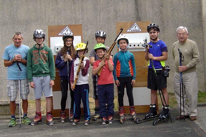 Le biathlon et le BCM